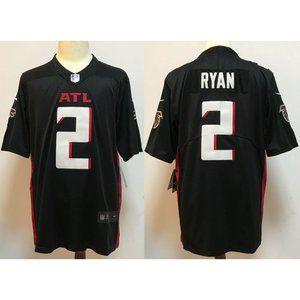 Matt Ryan Black Jersey